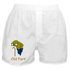 old fart Boxer Shorts