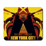 Greetings from NYC Mousepad