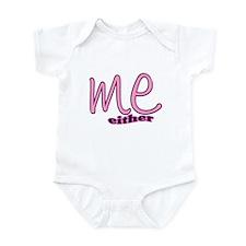 Me Either Infant Bodysuit