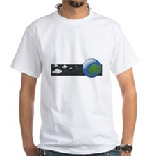 UFO Space Alien Invasion T-Shirt
