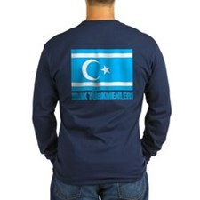 Iraqi Turkmen Long Sleeve T-Shirt