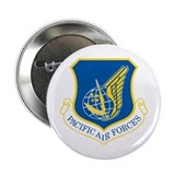 Pacific Air Forces Button