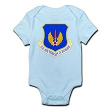 USAF Europe Infant Bodysuit