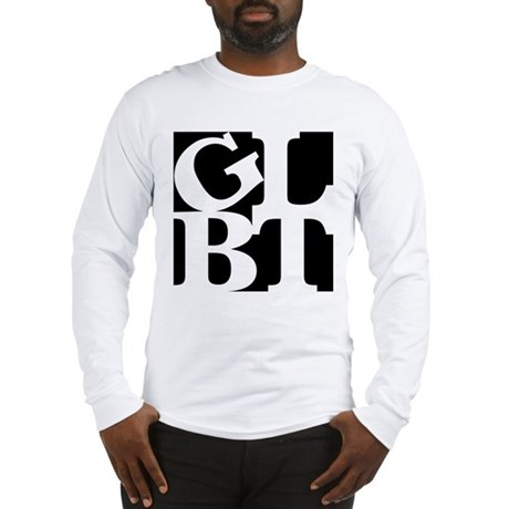 GLBT Black Pop Long Sleeve T-Shirt