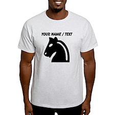 Custom Chess Knight T-Shirt