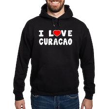I Love Curacao Hoodie