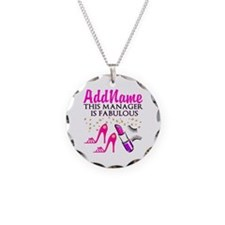 PERSONALIZE MANAGER Necklace