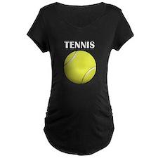 Tennis Maternity T-Shirt