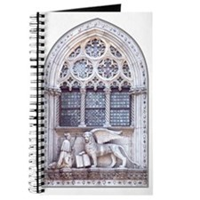 Catholic Saint Mark and Winged Lion Journal