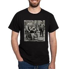 Police Raiding Bootleg Liquor, 1921 T-Shirt