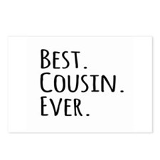 Best Cousin Ever Postcards (Package of 8)