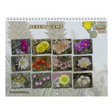 Prickly Treasures Calendar 2014