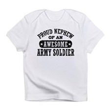 Proud Army Nephew Infant T-Shirt