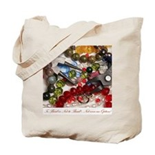 To Bead...? Tote Bag