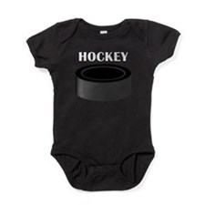 Hockey Baby Bodysuit