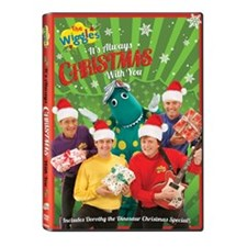 The Wiggles: It's Always Christmas With You! DVD