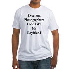 Excellent Photographers Look Like M Shirt