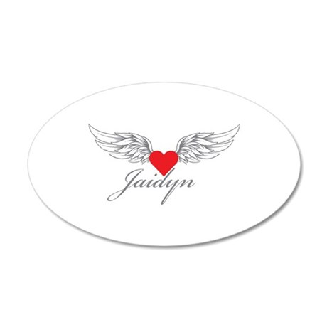 Angel Wings Jaidyn Wall Decal