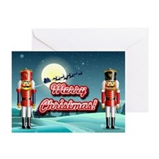 Nutcrackers Greeting Cards (Pk of 20)