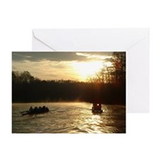 In a row Greeting Cards (Pk of 10)