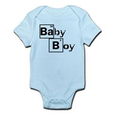 Breaking Bad Baby Boy Infant Bodysuit