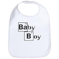 Breaking Bad Baby Boy Bib