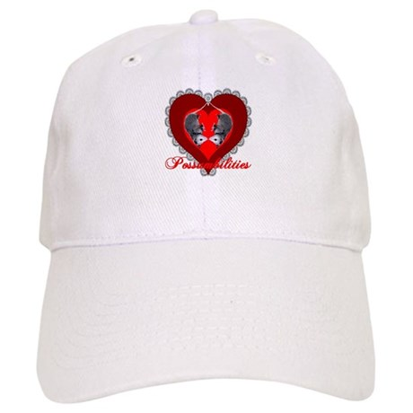 Possumbilities Valentines Day Cap