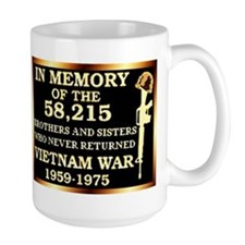IN MEMORY OF Mugs