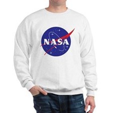 NASA Logo Sweatshirt