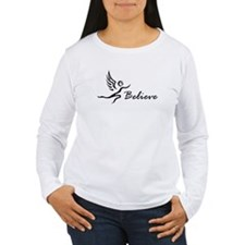 Angel Believe.jpg Long Sleeve T-Shirt