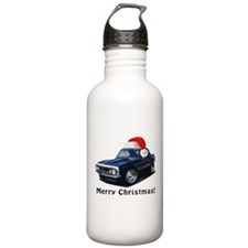 BabyAmericanMuscleCar_67_Cam_Xmas Water Bottle