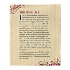 The Promises Throw Blanket