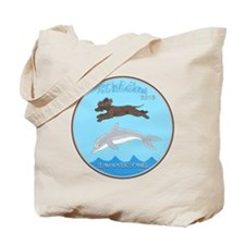 2013 Team Water Spaniel Logo Tote Bag