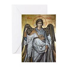 Cute Archangel Greeting Cards (Pk of 10)