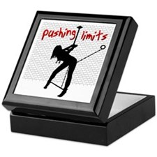 Pushing Limits Keepsake Box