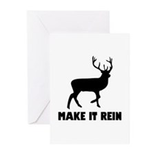Make It Rein Greeting Cards (Pk of 20)