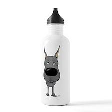 DaneBlue5x7 Water Bottle