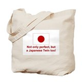 Japanese Twin-Perfect Tote Bag