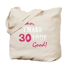 good30_dark Tote Bag