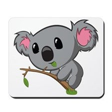 Hungry Koala Mousepad