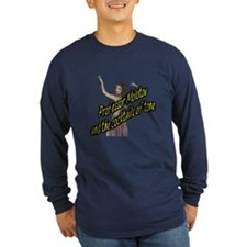 Professor Molotov Long Sleeve T