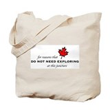 Unique Fandom Tote Bag