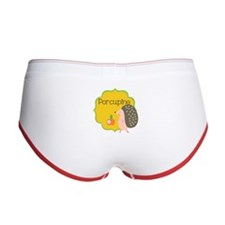 Porcupine Women's Boy Brief