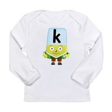 K Long Sleeve T-Shirt