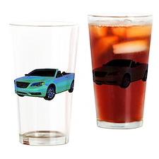 Chrysler 200 Convertible Drinking Glass