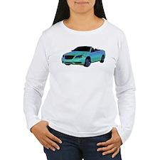 Chrysler 200 Convertible Long Sleeve T-Shirt