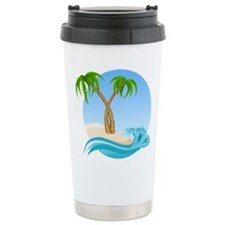 Beach Ware Travel Mug