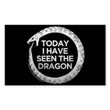 Hemlock Grove Dragon Decal