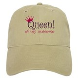 Queen of my Universe Cap