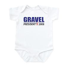 Gravel 2008 Infant Bodysuit